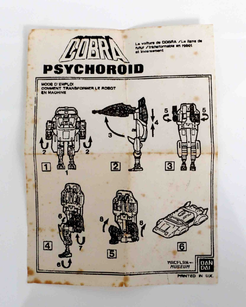 Space adventure Cobra (スペースコブラ) : le topic ! Psycho14