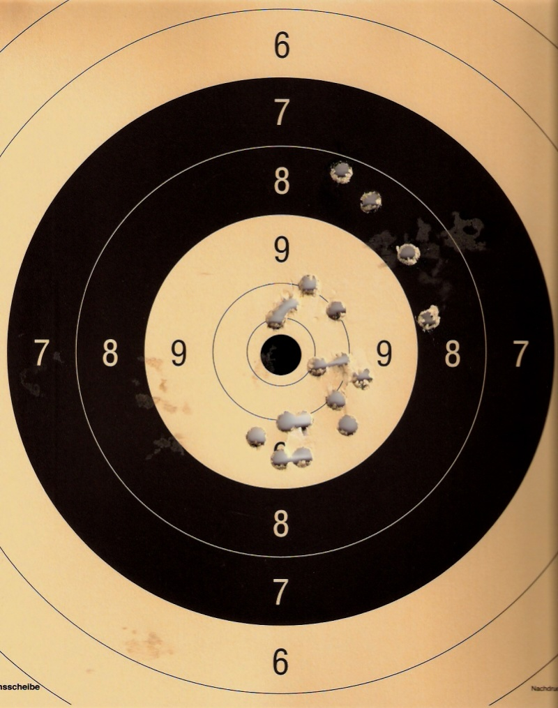 Carton tir à l'arme ancienne (réplique) Numyri10