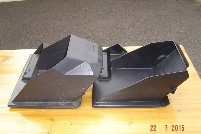 porte boite a gant GTI  00710