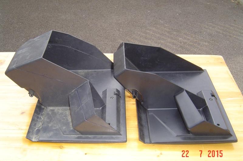porte boite a gant GTI  00810