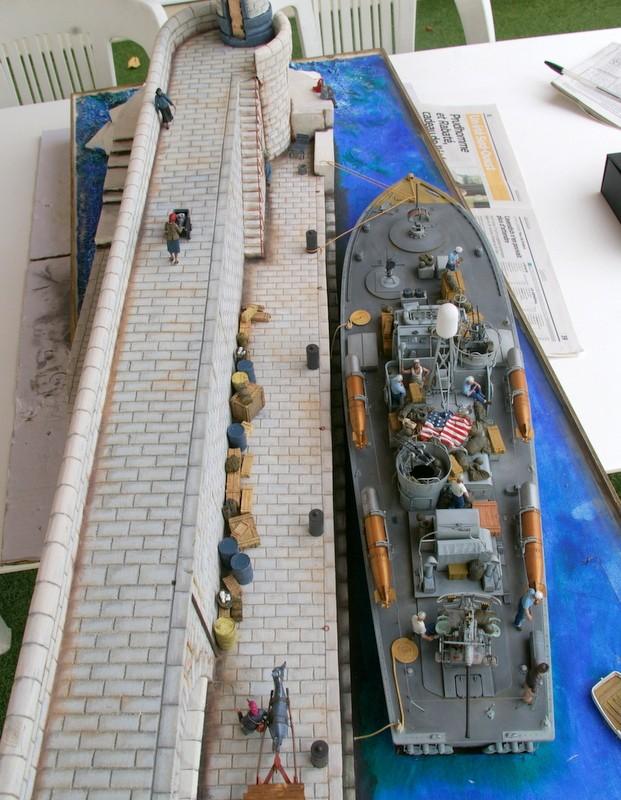 Torpedo boat PT - 596 [italeri 1/35] - Page 11 Imgp8517