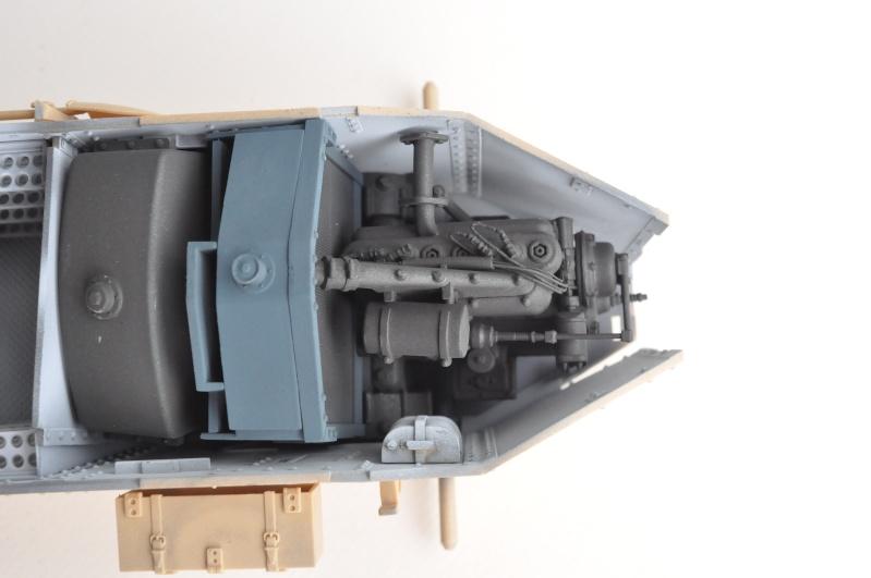 FT 17 Takom - 1/16. la fin. d'autre photos de details Dsc_0013