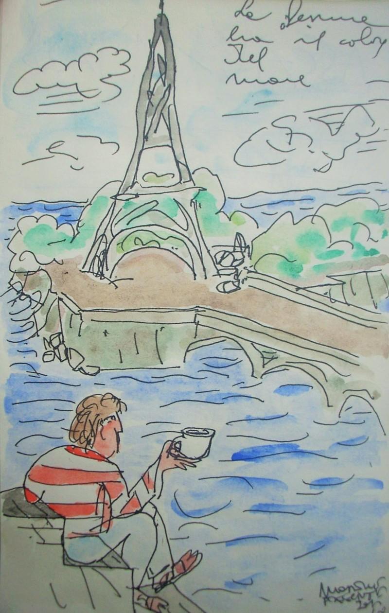 25 juin 2015 - RTL SOIR - Le retour à la vie Parigi11