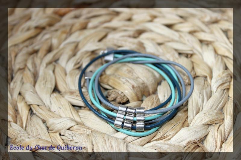 Les bracelets...100% Fait-main, au profit de l'ECQ! Img_2050