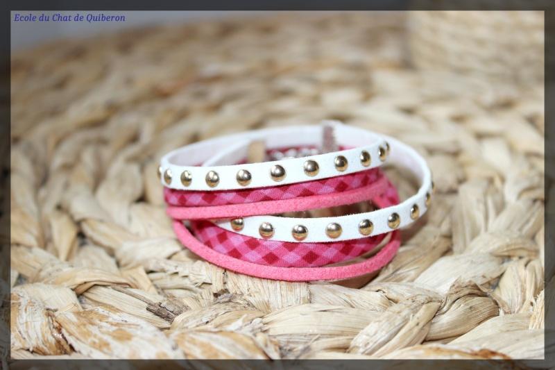 Les bracelets...100% Fait-main, au profit de l'ECQ! Img_2052