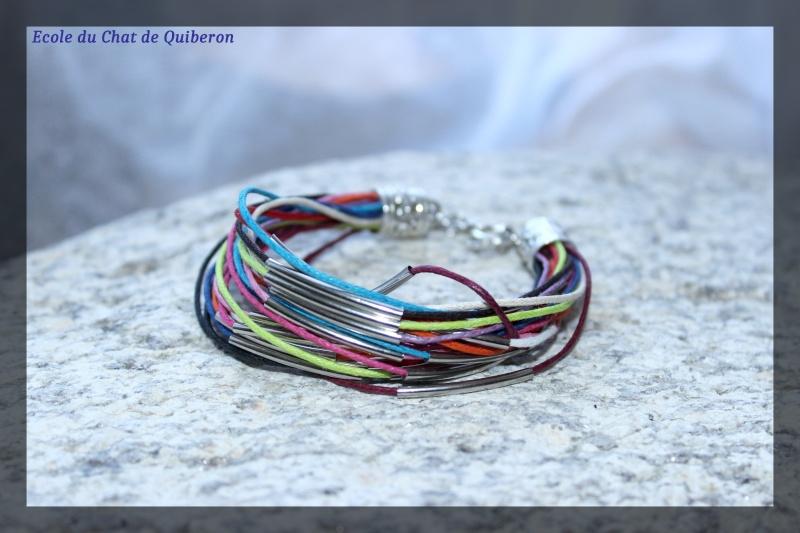 Les bracelets...100% Fait-main, au profit de l'ECQ! Img_2231