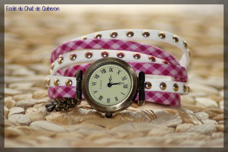Les montres - 100% Fait-main, au profit de l'ECQ! - Page 2 Img_3314