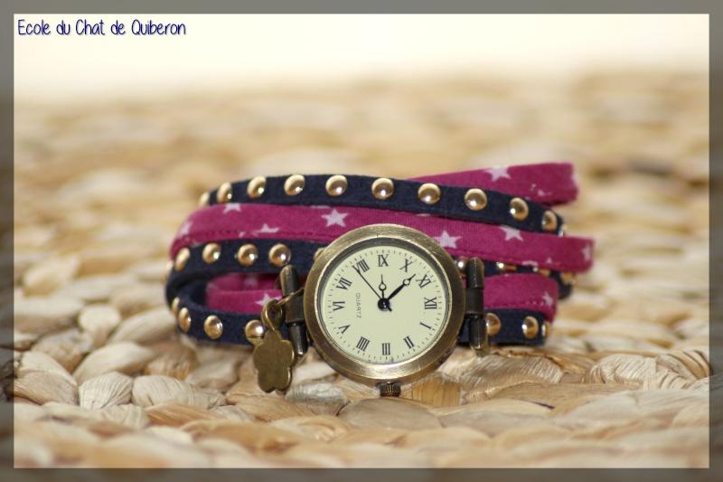 Les montres - 100% Fait-main, au profit de l'ECQ! - Page 2 Img_3315