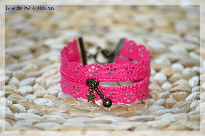 Les bracelets...100% Fait-main, au profit de l'ECQ! Img_3712