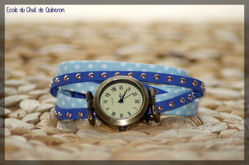 Les montres - 100% Fait-main, au profit de l'ECQ! - Page 3 Montre10