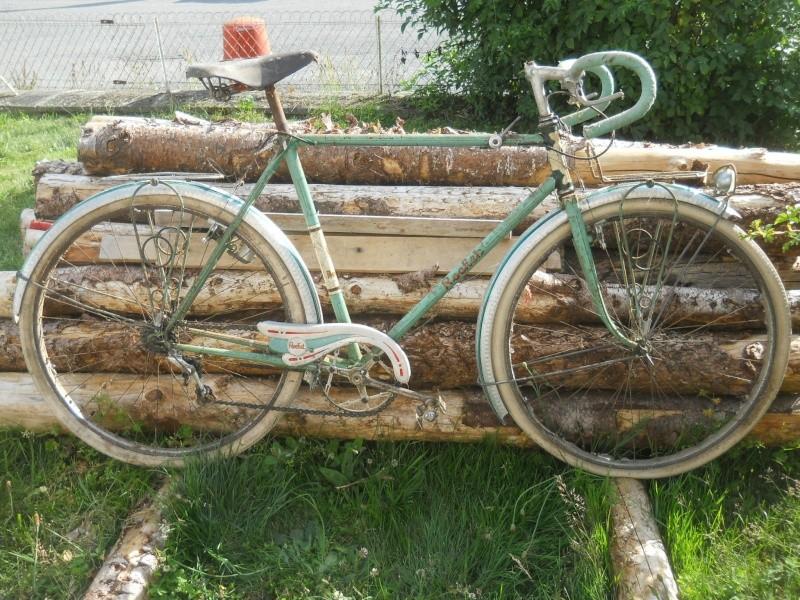 Vélo Messina- date inconnue - modèle inconnu : / Dscn6245