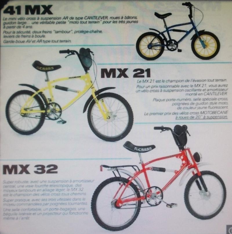 catalogue MOTOBECANE  novembre  1983 Dscn6438
