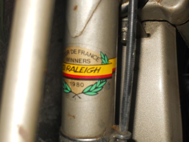 RALEIGH LADY  1981 5 v  Dscn6914