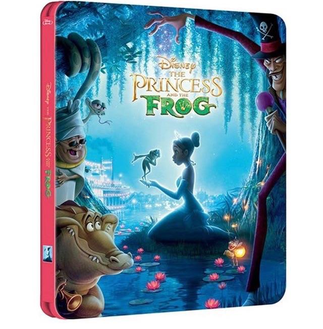 [BD + DVD] La Princesse et la Grenouille (27 mai 2010) - Page 19 Prince10