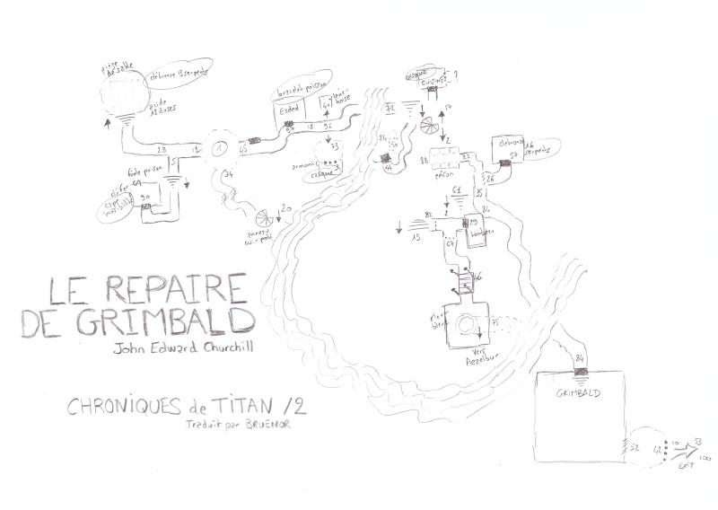 Chroniques de Titan / 2 - Le Repaire de Grimbald Scan0011