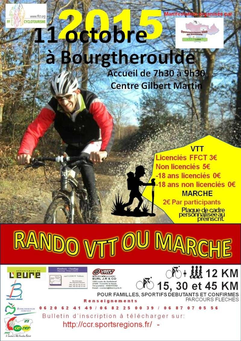 [Dimanche 11 octobre 2015]  La Boue'Troude 12 ème Edition Affich10