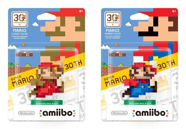 [Nintendo] Amiibo 8-bit-10
