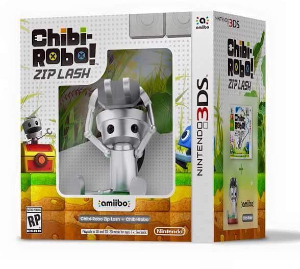[Nintendo] Amiibo Chibi-10