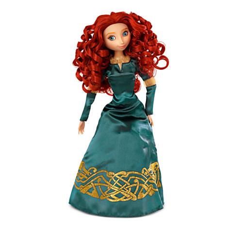 Les poupées classiques du Disney Store et des Parcs - Page 5 Merida10