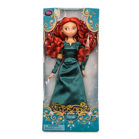 Les poupées classiques du Disney Store et des Parcs - Page 5 Merida11