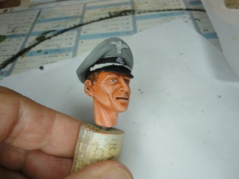 Gruppenführer Wilhelm BITTRICH  - Mitches Military Models - 1/9 (200 MM) - Page 3 Dsc08310