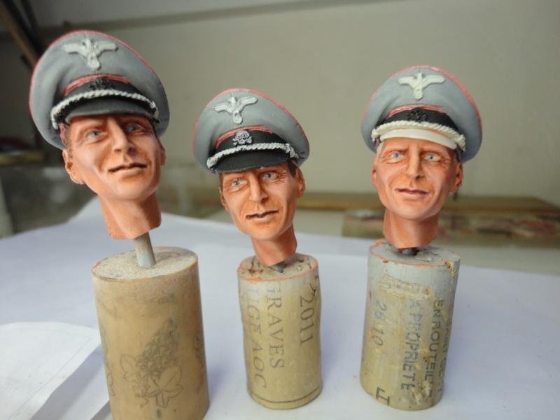 Gruppenführer Wilhelm BITTRICH  - Mitches Military Models - 1/9 (200 MM) - Page 4 Dsc08316