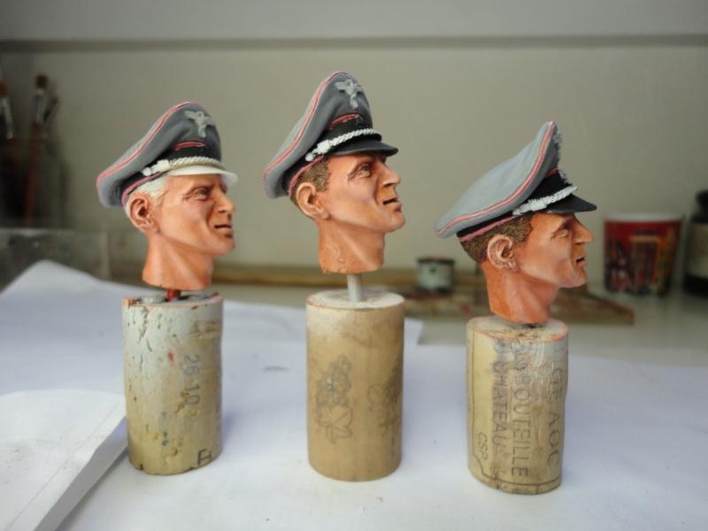 Gruppenführer Wilhelm BITTRICH  - Mitches Military Models - 1/9 (200 MM) - Page 4 Dsc08318