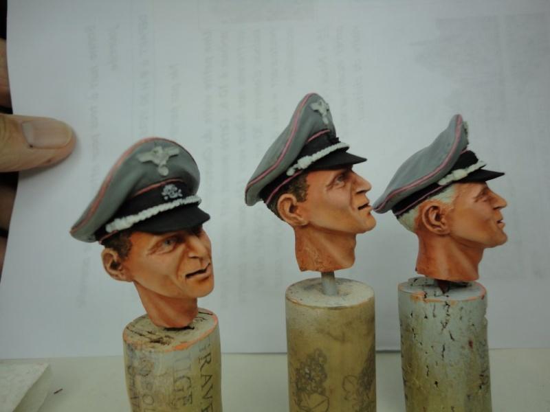 Gruppenführer Wilhelm BITTRICH  - Mitches Military Models - 1/9 (200 MM) - Page 4 Dsc08319