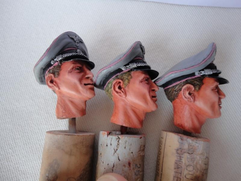 Gruppenführer Wilhelm BITTRICH  - Mitches Military Models - 1/9 (200 MM) - Page 4 Dsc08323
