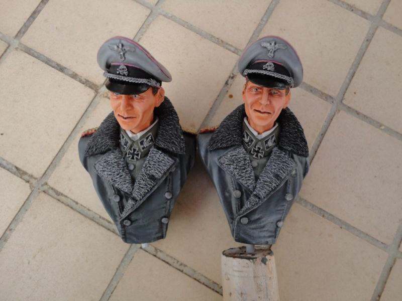 Gruppenführer Wilhelm BITTRICH  - Mitches Military Models - 1/9 (200 MM) - Page 4 Dsc08328