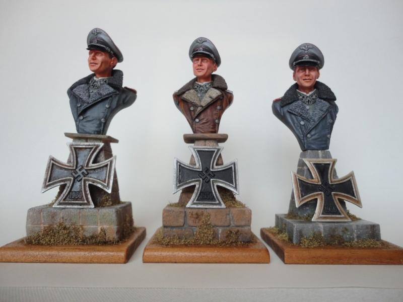 Gruppenführer Wilhelm BITTRICH  - Mitches Military Models - 1/9 (200 MM) - Page 4 Dsc08410