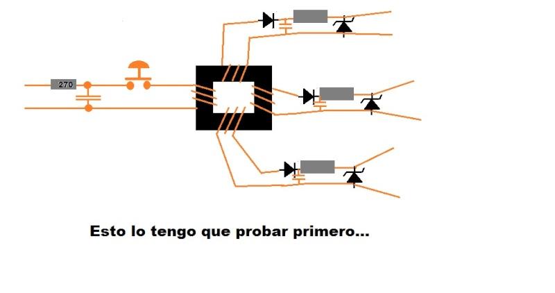 Experimentando las posibilidades de un cañón de plasma real - Página 3 Tirist10