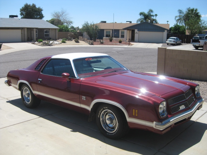 selling my '74 Laguna, No rust/low miles 01110