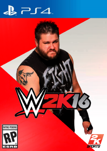 """WWE 2K16 : Les covers """"FanMade"""" - Page 2 2k16co10"""