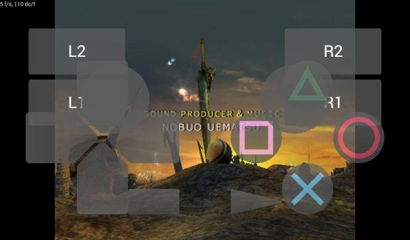Play! un émulateur PS2 pour Android Screen11