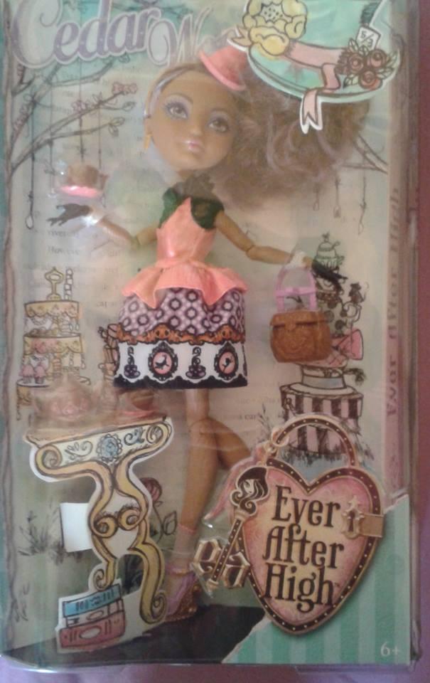 Les Ever After Higt de béa 11659410