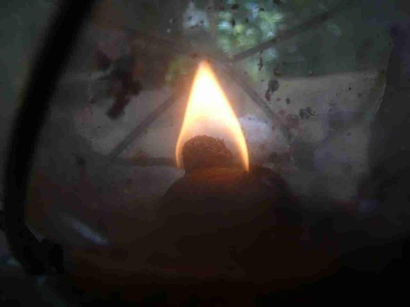 Carburant pour lampe à pétrole D10