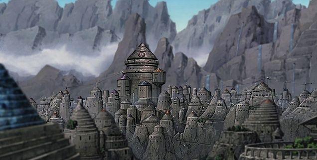 Iwagakure- Village Hidden In The Stones