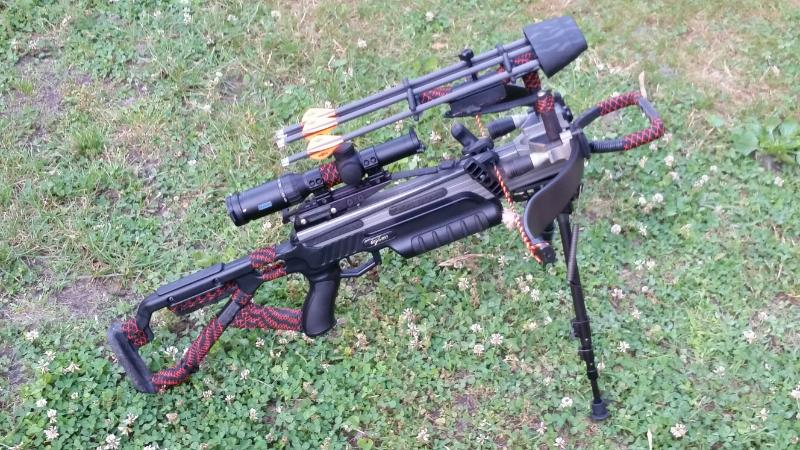 Any Crossbow Shooters/Hunters On Here? Witch110