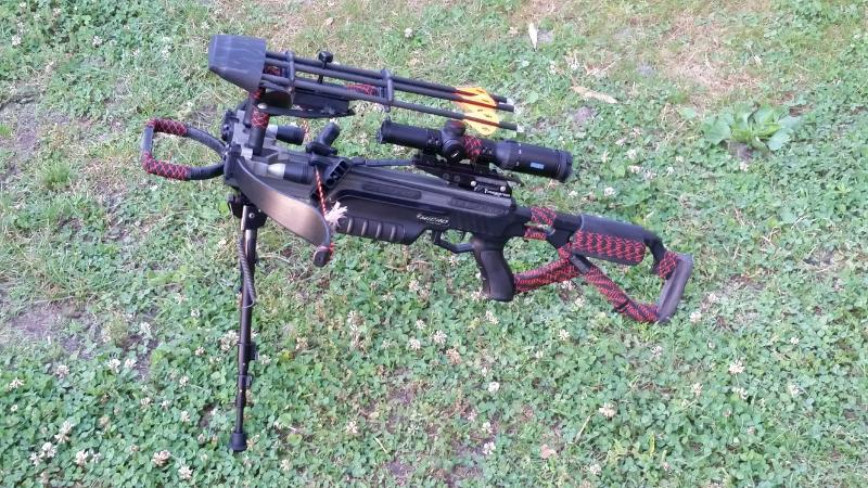 Any Crossbow Shooters/Hunters On Here? Witch210