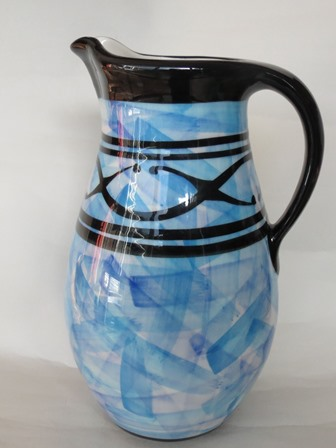 For gallery two more marks - Alex and Evergreen Pottery Koru_a10