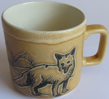 Possible new patterns for gallery CL including an Arctic Animal Series fox mug Mug_do10