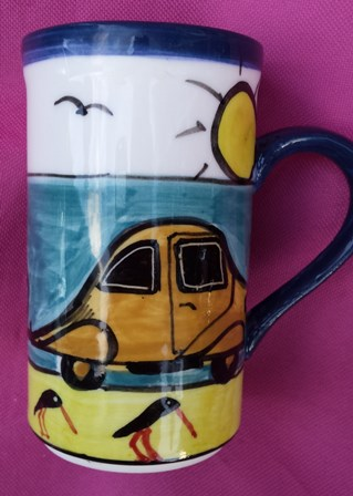 For gallery Dublin Bay Pottery Wanaka Mug_du11