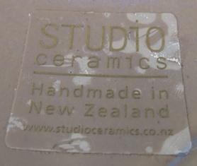 For gallery Studio Ceramics  Studio27
