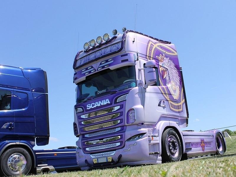 vue et pris en réel - Page 9 Scania12