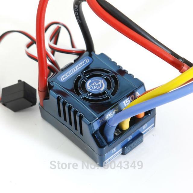 [ post-it] supprimer l'interrupteur sur contrôleur hobbywing xerum Rc-mod11