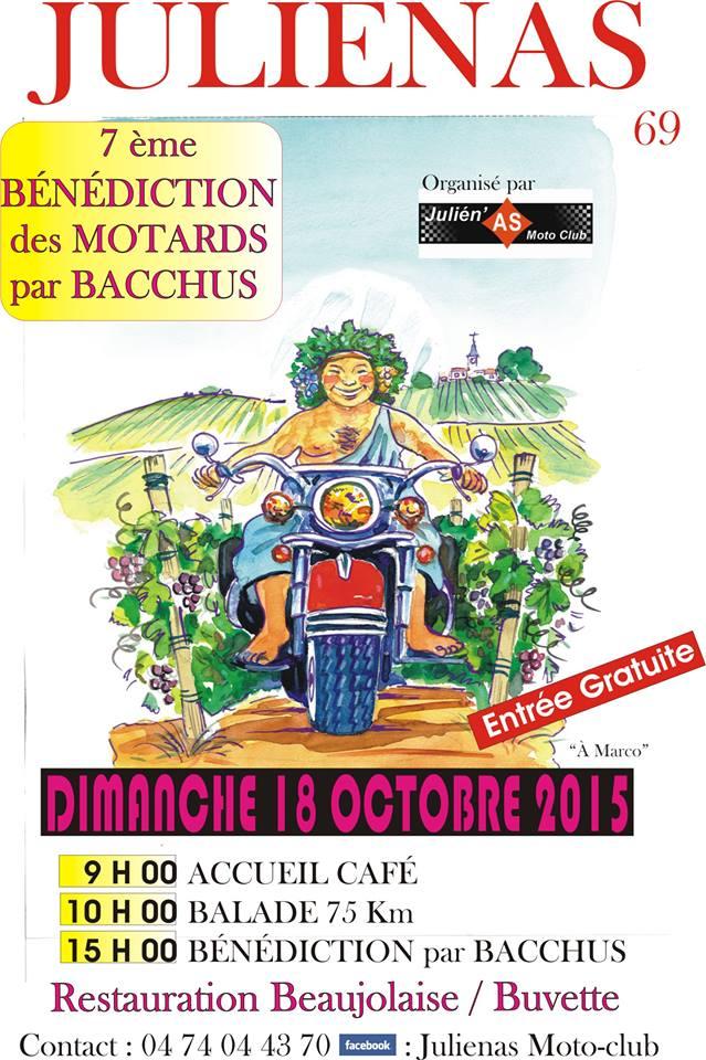 7 ème bénédiction des motards par Bacchus 17796710