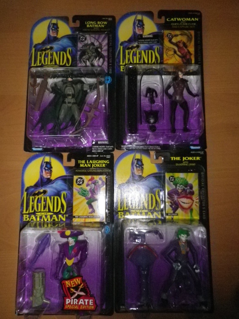 "BATMAN - COLLEZIONE ""LEGENDS OF BATMAN"" 0010"