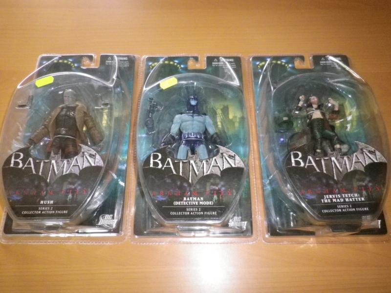 """BATMAN - COLLEZIONE """"ARKHAM CITY"""" 0111"""