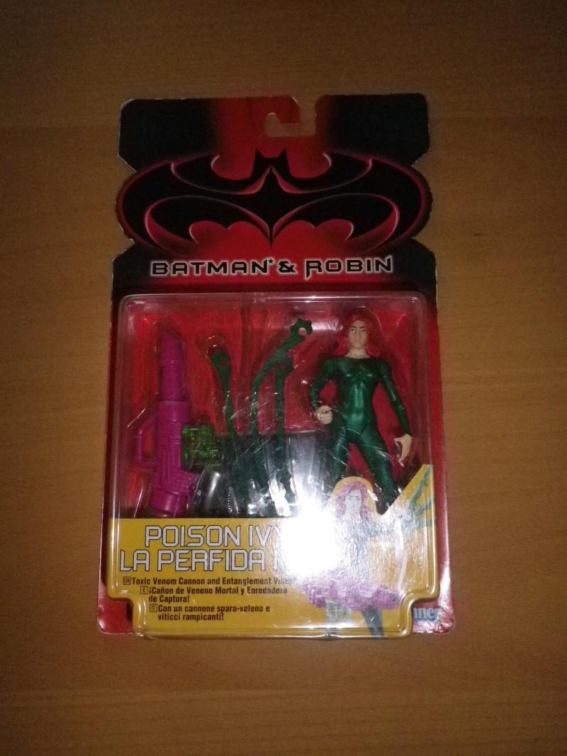 """BATMAN - COLLEZIONE """"BATMAN & ROBIN"""" 02a10"""